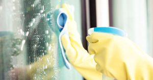 Segurança Limpeza Pandemia