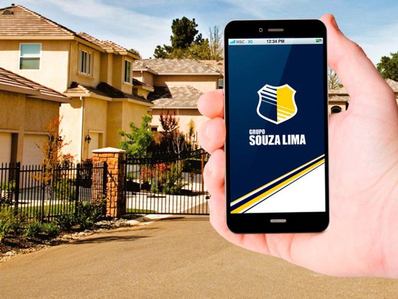 Aplicativo Segurança Condomínios