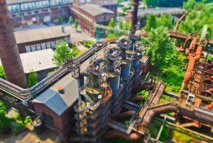 Condomínio Industrial